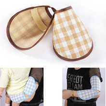 Baby arm mat summer holding infant sleeping breastfeeding feeding arm pad toddler baby newborn ice silk sleeve arm pillow(China)