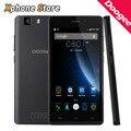 На Складе DOOGEE X5 5.0 7-дюймовый Android 5.1 3 Г WCDMA и GSM 8 Г БРОМ 1 ГБ RAM MT6580 Quad Core 8.0MP Камера с Play Магазин Сотовых Телефонов