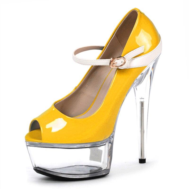 E De Pulgadas 6 Zapatos Clubbing d220 d220 Nueva Sexy Bombas Alto Plataformas Dancing C Pole Cm D220 d220 d220 F Tacón d220 G A d220 15 Mujer Cristal Moda D Laijianjinxia B 4qw75E0