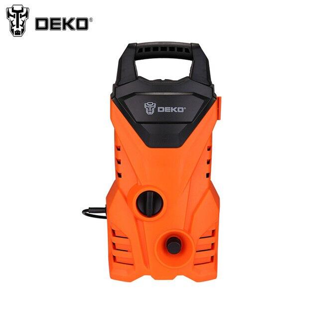 Мойка высокого давления DEKO 1400 Вт TMK08