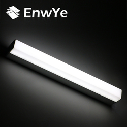EnwYe Modern LED mirror light 12W 16W 22W waterproof wall lamp fixture AC220V 110V Acrylic wall mounted bathroom lighting BD70