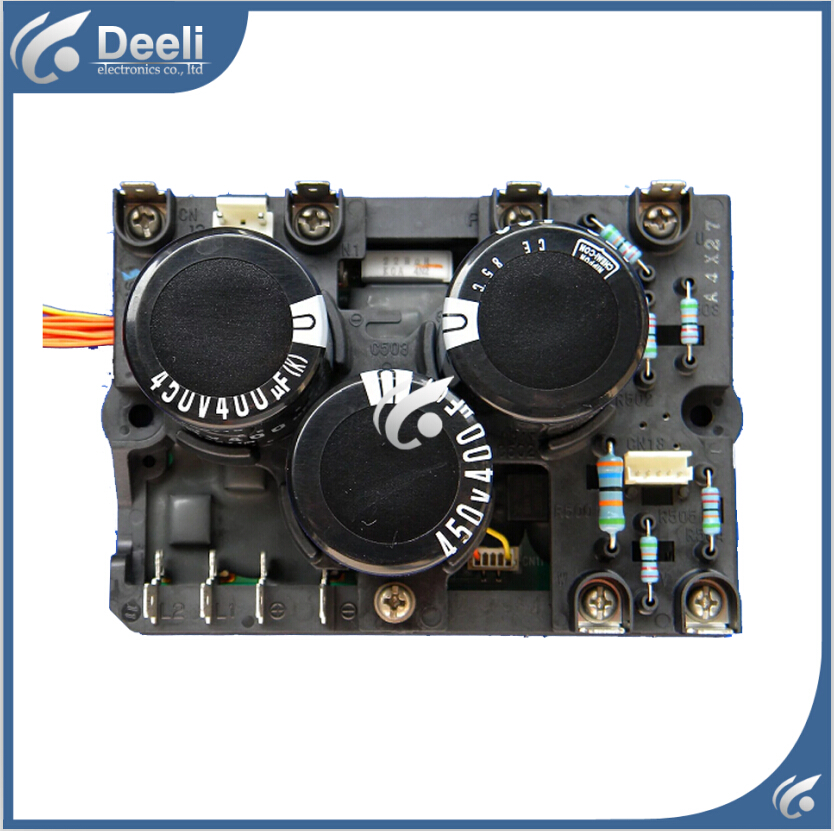 95% new &  for air conditioning Computer board RRZK1916 SPM22020  frequency modules wire universal board computer board six lines 0040400256 0040400257 used disassemble