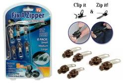 6pcs lot universal multifunction zipper fix a zipper 6 pack zip rescue instant repair kit replacement.jpg 250x250