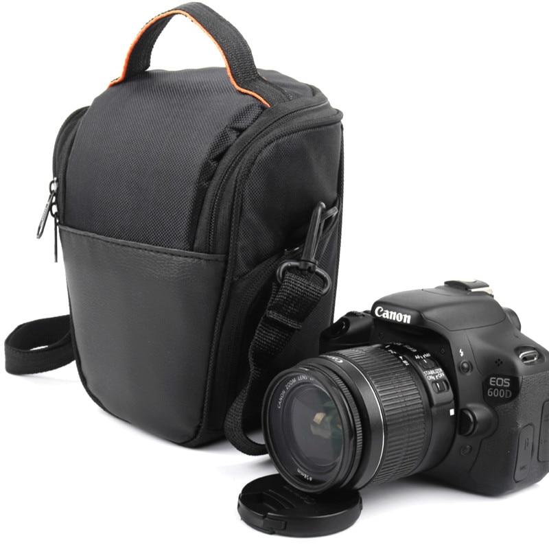 DSLR Camera Bag Photo Case For Canon 750D 1300D 1100D 1200D