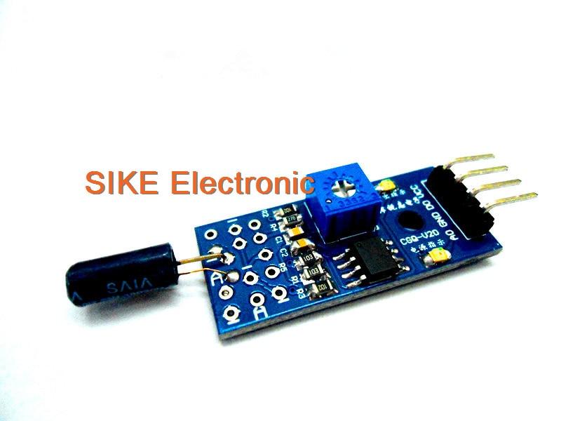 Arduino - KnockSensor