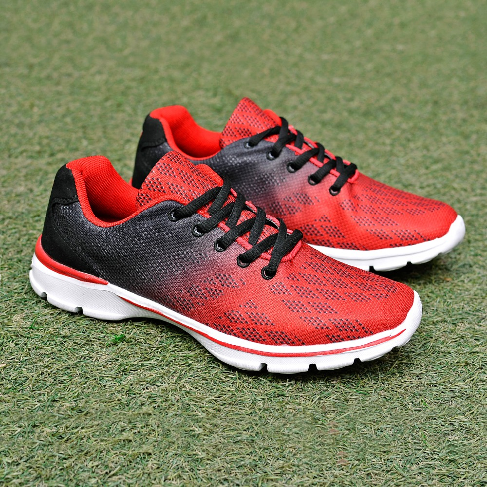 QANSI New Gradually Changing Color Women Running Shoes Spring Autumn Breathable Shoes Outdoor Sport Sneakers For Female 1678W 14