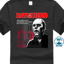 Herren T Shirt Day Of The Dead Darkest Horror Black Imp M