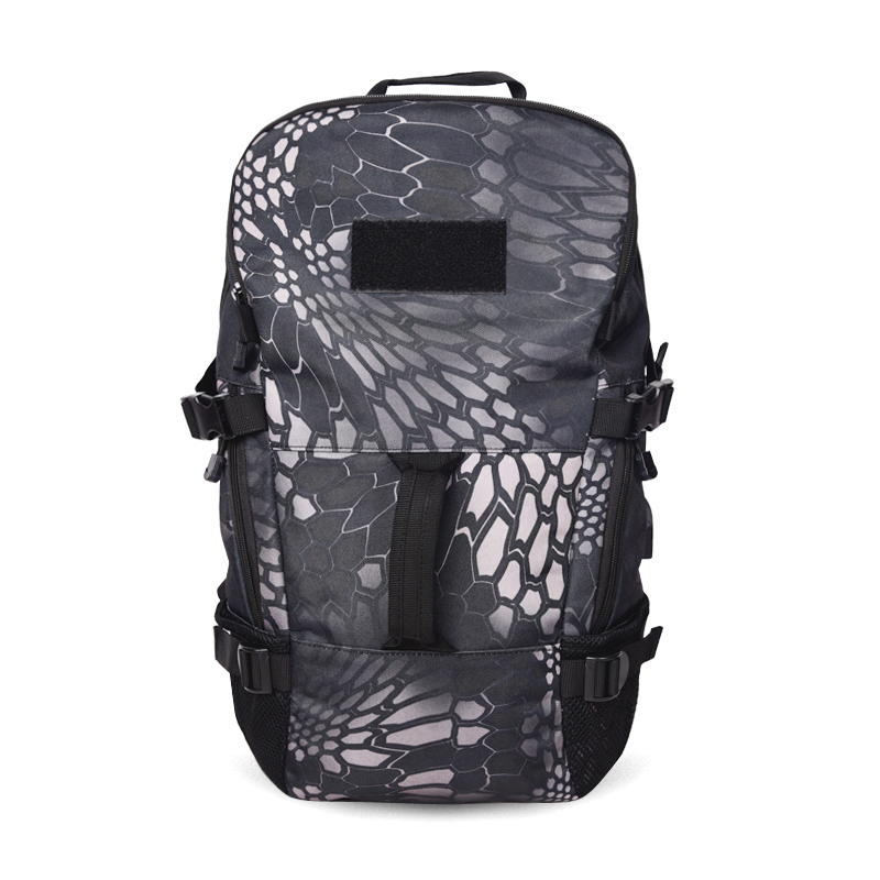 Здесь продается  New 600D Nylon Ripstop Durable zipper pockets Black Python Softback Women Men Backpack Travel Usb Rechargeable Backpack T0224  Камера и Сумки