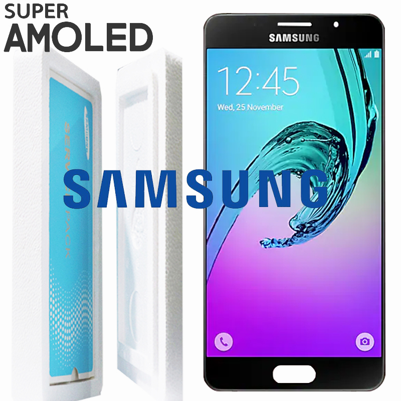 ORIGINAL 5 2 SUPER AMOLED LCD for SAMSUNG Galaxy A5 2016 Display A510 A510F A510M A510FD