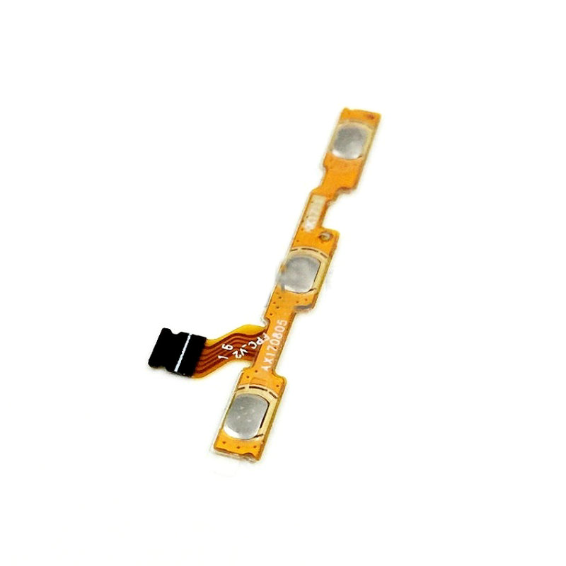 High Quality Volume Button Flex Cable For Xiaomi Mi A1 Mi5X Mi 5X Phone Power On Off Key Flex Cable