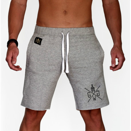 Mens Shorts Half-Length Gyms Fitness Bodybuilding Fashion Casual Jogger Workout Short Pants Sweatpants