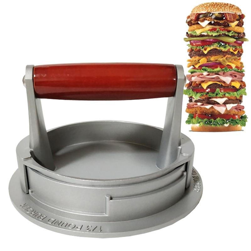 Hamburger Makers Hamburger Presses Kit Non Stick Easy Clean Meat Tools Burger presses Mould Press For Cutlets kitchen supplies|Hamburger Presses| |  - AliExpress