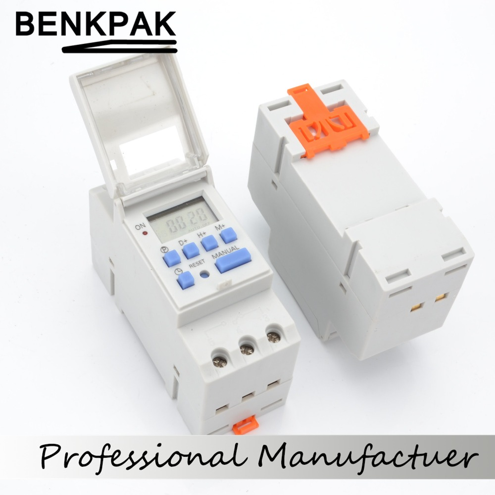 6 Digits 1 999999 Counter 10 30cm Adjustable Photoelectric Switch In Pnp Wiring Diagram 16a Programmable Timer Thc15a Time With More Function Than Oktimer 110vac 220vac 12vdc 24vdc