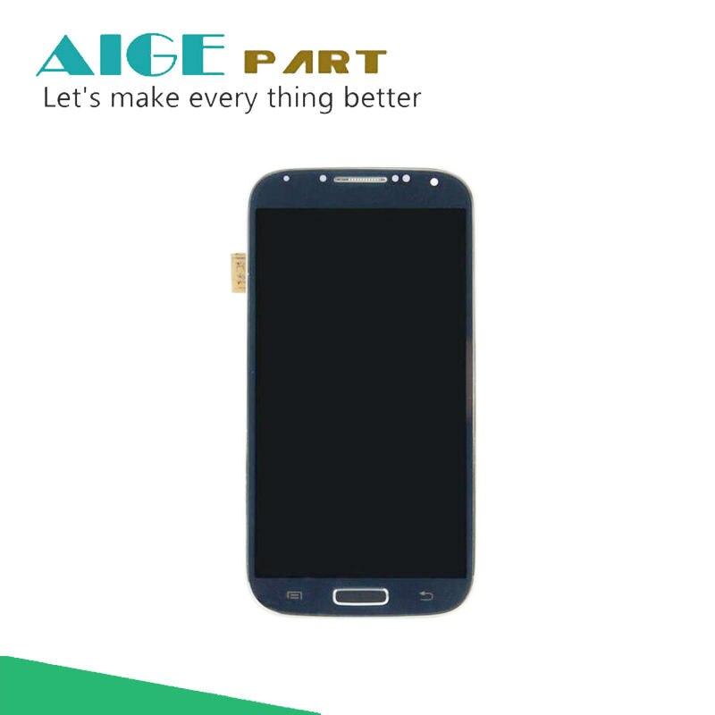 Prueba del 100% para samsung galaxy s4 gt-i9505 lcd screen display touch digitalizador segunda mano  Se entrega en toda España
