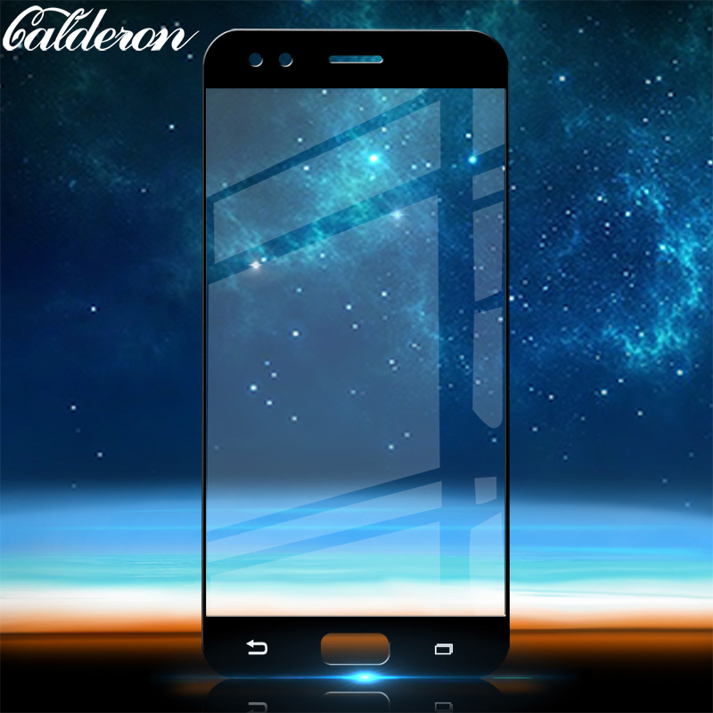 3D Tempered Glass For Asus Zenfone 3 4 Max Plus Selfie Pro ZC554KL ZE554KL ZD552KL ZC520TL ZC553KL ZE552KL Screen Protector