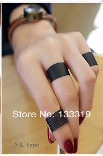 Fashion wedding rings Shiny and Elegant Tiny Alloy Inlay Small Rhinestone Punk Finger Nail Ring New Fashion