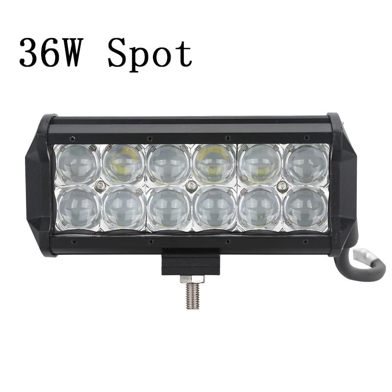 Vert-L LED Travail Lumière 5D Double Rangée LED Light Bar Inondation de Tache Combo Faisceau Offroad 4WD 4x4 LED Bar pour Ramassage Roulotte 12 v 24 v