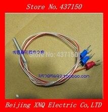 200 ピース/ロット、三線精密白金抵抗温度プローブ pt100/pt1000 熱電対、