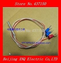200pcs /lot ,Three wire precision platinum resistance temperature probe pt100 / pt1000  thermocouple,