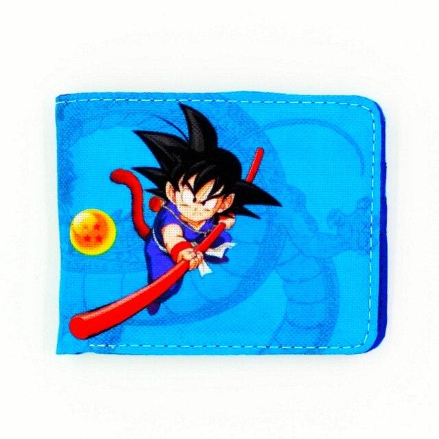 free shipping canvas cartoon wallets mesh soft purse dragon ball dealpool superman batman logo card holder wallets Kids Wallets