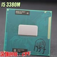 Original Intel Core I5 3380M 2 9 GHz 3M Dual Core SR0X9 I5 3380M Notebook Processors