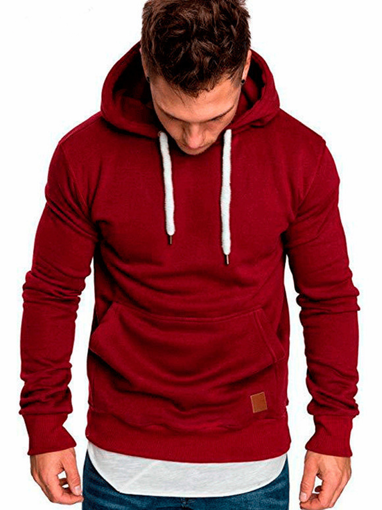 Covrlge Casual Hoodies Tracksuits Sweatshirts Blouse Spring Long-Sleeve Autumn MWW144