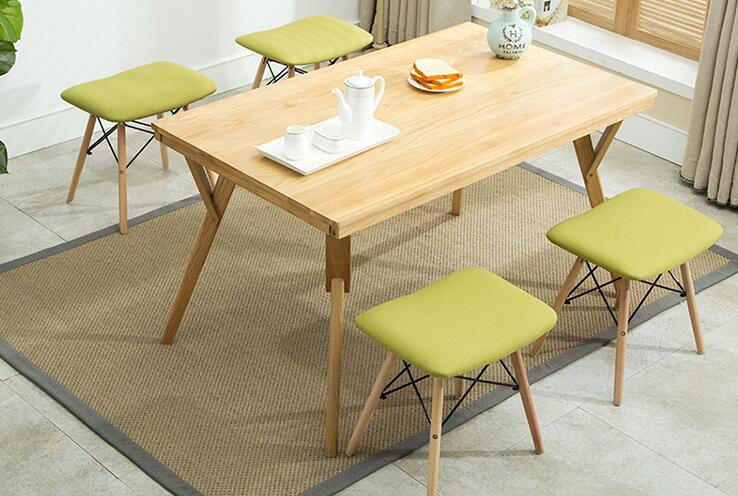 2 PCS free shipping eat chair. Solid wood dining chair. Household chair hotel chair the back of a chair of eat chair contracted chair