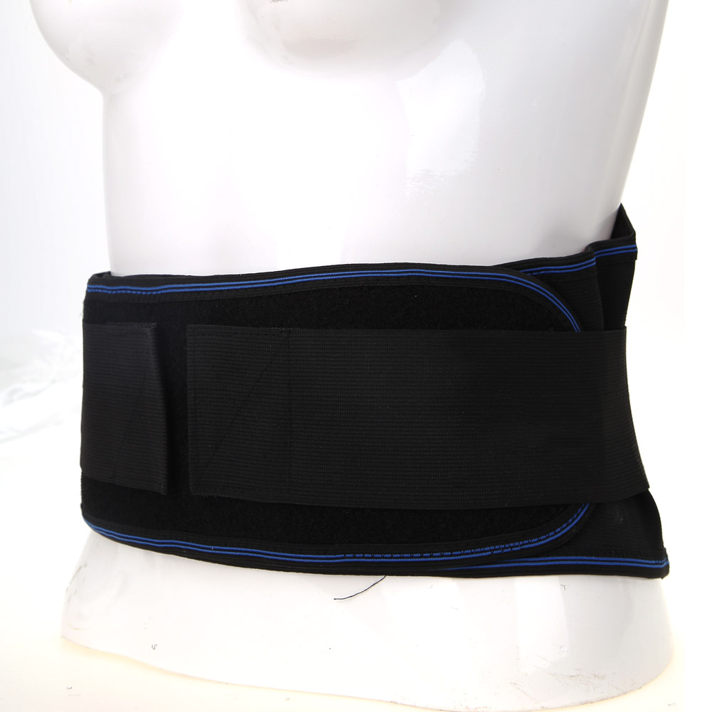 Back Supports Brace Belt Self Heating Magnetic Massage Lower Waist Band Wrap Belly Shaper Elastic Pain Relief Gym Braces