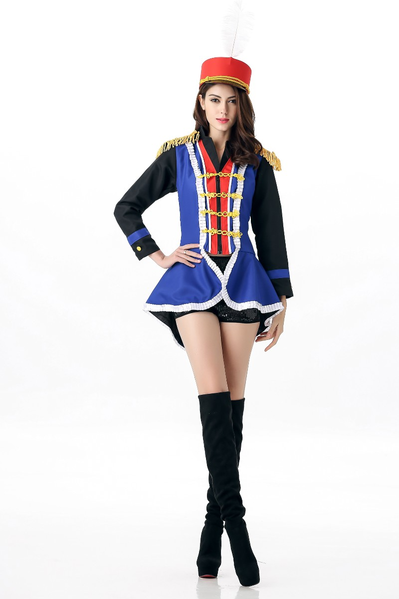 toko online halloween peran bermain kostum panggung pakaian eropa dan amerika inggris prajurit wanita cosplay aliexpress