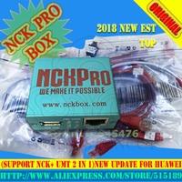 Gsmjustoncct 2018 Original New NCK Pro 2 Box Support UMT 2 In 1 Support NCK UMT