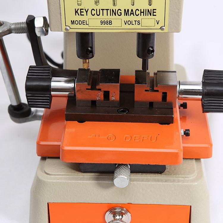 Defu kulcsvágógép vágó lakatos - Kézi szerszámok - Fénykép 4