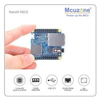 FriendlyARM NanoPi NEO2 LTS Development Board faster than Raspberry PI 40X40mm (512MB/1GB DDR3 RAM) ARM Cortex A53 Allwinner H5