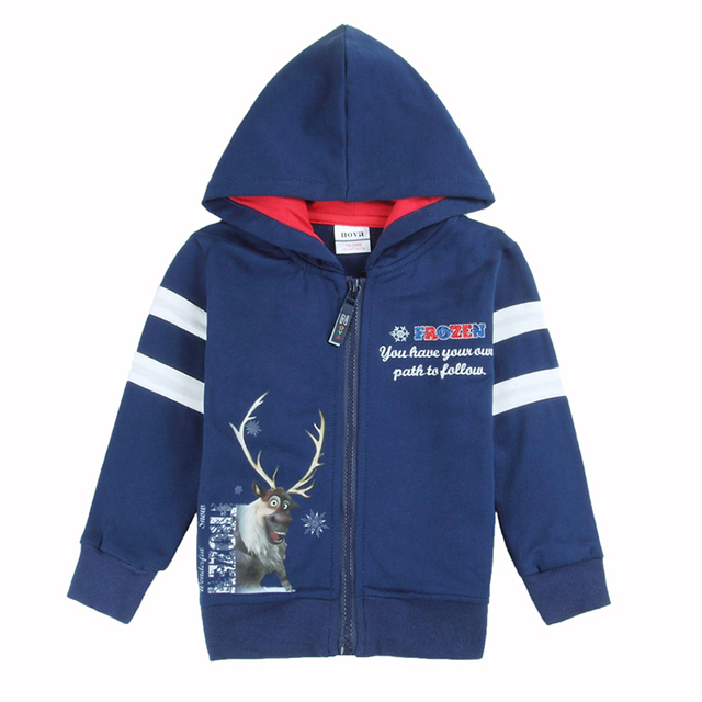 blue clothes boys hoodies kids wear children sweater long sleeve coat baby sweatshirts new year sport suits baby cotton clothing