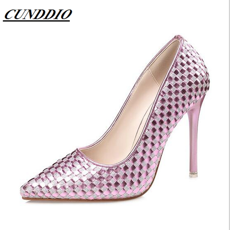 Fashion sharp diamond high-heeled nightclub sexy women's shoes fine with shallow mouth professional women's shoes 2016 spring new fashion women hot sale nightclub sexy fine with platform high heeled shoes ol shoes baok 8e36
