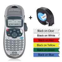 Original Dymo LetraTag LT-100H label drucker Handheld label maker für LT 12267 91201 91202 91203 91204 91205 LT 18769 18771