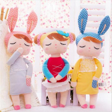 Cute Doll Stuffed Toys Plush Animals Kids Toys for Girls Children Boys Kawaii Baby Plush Toys Cartoon Angela Rabbit Soft Toys