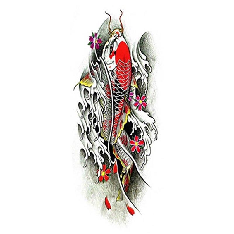 Popular koi tattoo designs buy cheap koi tattoo designs for Cheap koi carp