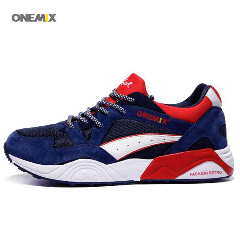 ФОТО ONEMIX 2017 FREE 1122 sport retro Run sneaker Men's Women's Running shoes size 35-45