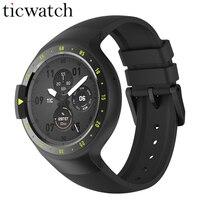 Оригинальный Ticwatch S рыцарь Смарт часы Android Wear 2,0 Bluetooth 4,1 WI FI сердечного ритма IP67 Водонепроницаемый Встроенный gps спортивные часы