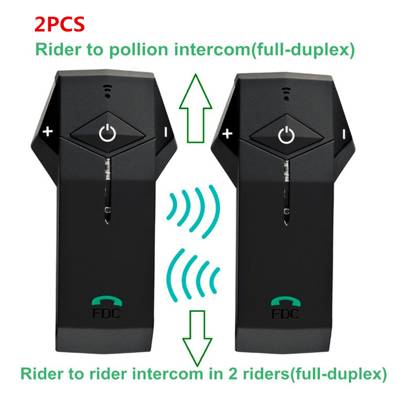2Sets/Lot 1000m Waterproof Full Duplex Wireless Bluetooth Intercom Motorcycle/Ski Helmet Headsets Hand Free Hand Phone With NFC святитель игнатий брянчанинов слово о смерти