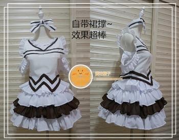 290a76fe9 Anime Love Live Sunshine aqoins MY tonest Hanamaru Kunikida vestido Cosplay  disfraz de mujer para disfraz de Navidad D