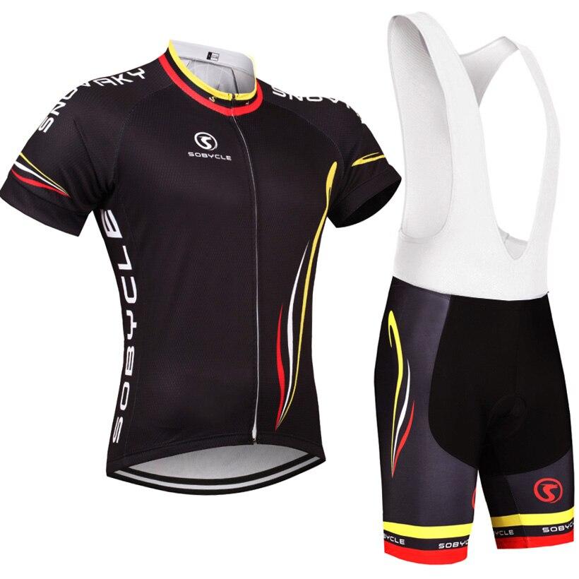 2018 Black pro cycling shirts 9D gel bibs shorts Ropa Ciclismo mens women Ride bike jersey bicycling Maillots Culotte suit