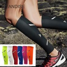 Спортивные гетры для голени, Компрессионные рукава для баскетбола, футбола, голени для бега, гетры для велоспорта, УФ-защита, 1 шт