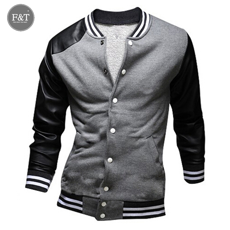 Compare Prices on Leather Jacket Varsity- Online Shopping/Buy Low ...