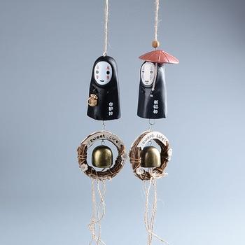 Фигурки декор для дома Безликий Унесенные призраками 3