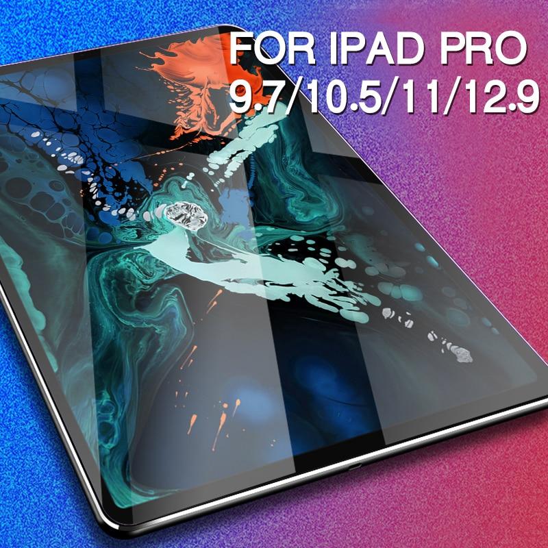 2017-ci il üçün Tempered Ekranın Qoruyucusu Yeni iPad 5-ci 2018 - Planşet aksesuarları - Fotoqrafiya 2