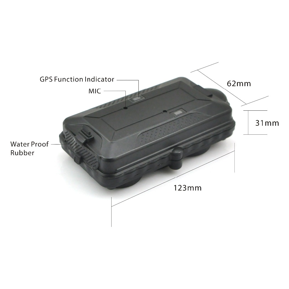 kingneed TK05G 3G WCDMA Car Gps Tracker 5000mAh Magnet 3G Vehicle Tracker GPS+GSM+WIFI Positioning Offline Logger gobal gps 3g wcdma pet gps tracker v40 waterproof intelligent wifi anti lost gps wifi electronic fence 3g gps tracker