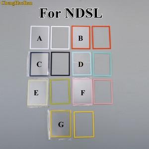 Image 3 - ChengHaoRan 1 pcs ด้านบนหน้าจอ LCD Len พลาสติกเปลี่ยนสำหรับ DS Lite สำหรับ NDSL คอนโซลเกม