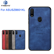 PINWUYO Case For ASUS Zenfone Max Pro M1 ZB601KL ZB602KL Cover Back TPU + PC Shell Phone
