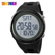 SKMEI Digital Watch Men Luxury Sport Pedometer Calorie Countdown Waterproof Military Electronic Watches Relogio Masculino